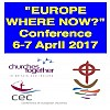 """""""Europe - Where Now?"""" Conference"""