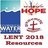 Lent 2018 Resource Materials