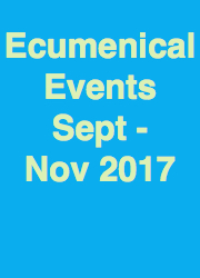 ecumenical events sept