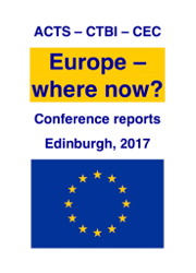 europe where now reports