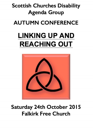 SCDAG Autumn Conference - LINKING UP AND REACHING OUT