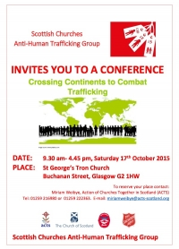 Crossing Continents to Combat Trafficking