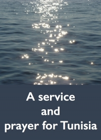 A Service and Prayer for Tunisia - Material Available